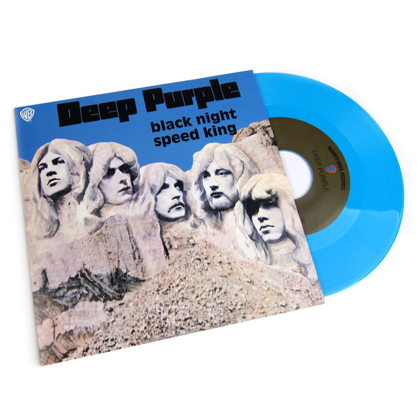"Deep Purple: Black Night (Colored Vinyl) Vinyl 7"" (Record Store Day)"