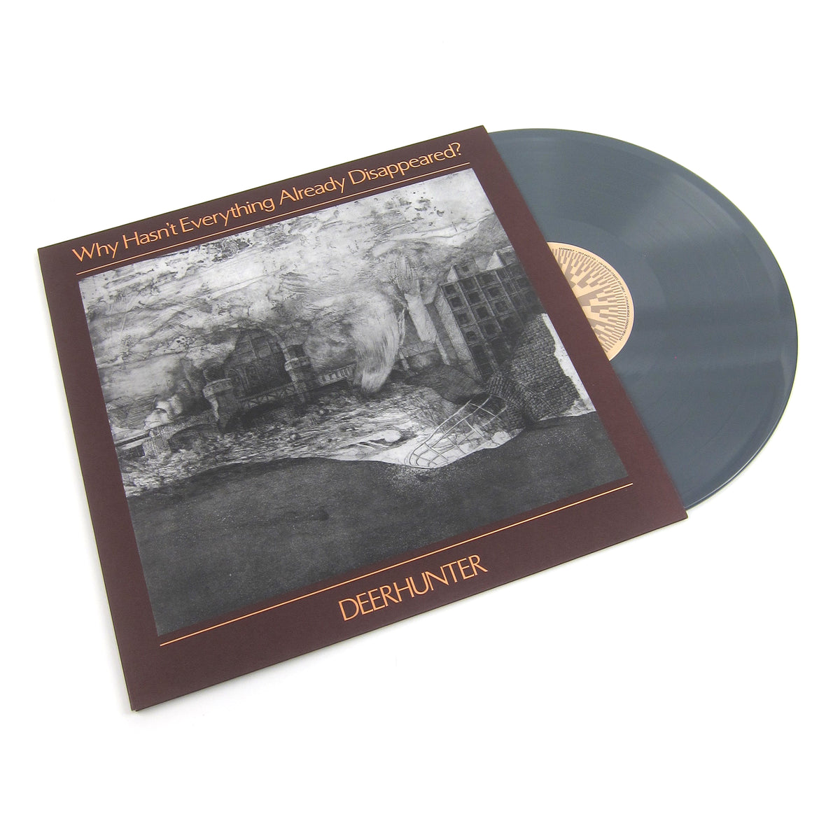 Deerhunter: Why Hasn't Everything Already Disappeared? (Colored Vinyl) Vinyl LP