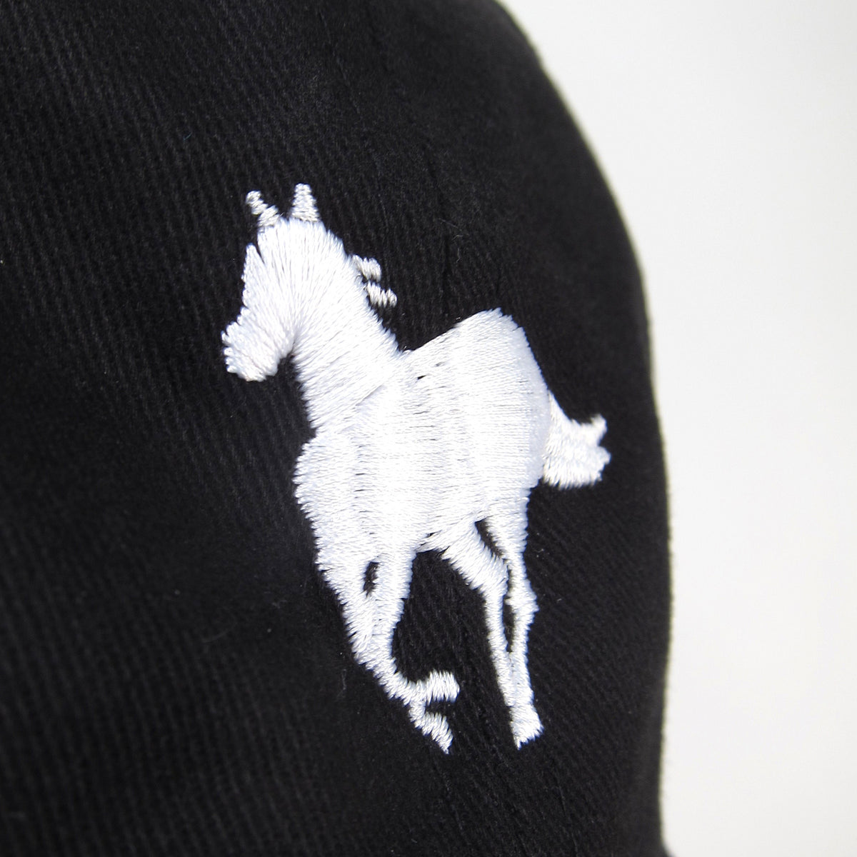 Deftones: Pony Dad Hat - Black