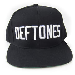 Deftones: All City Hat - Black
