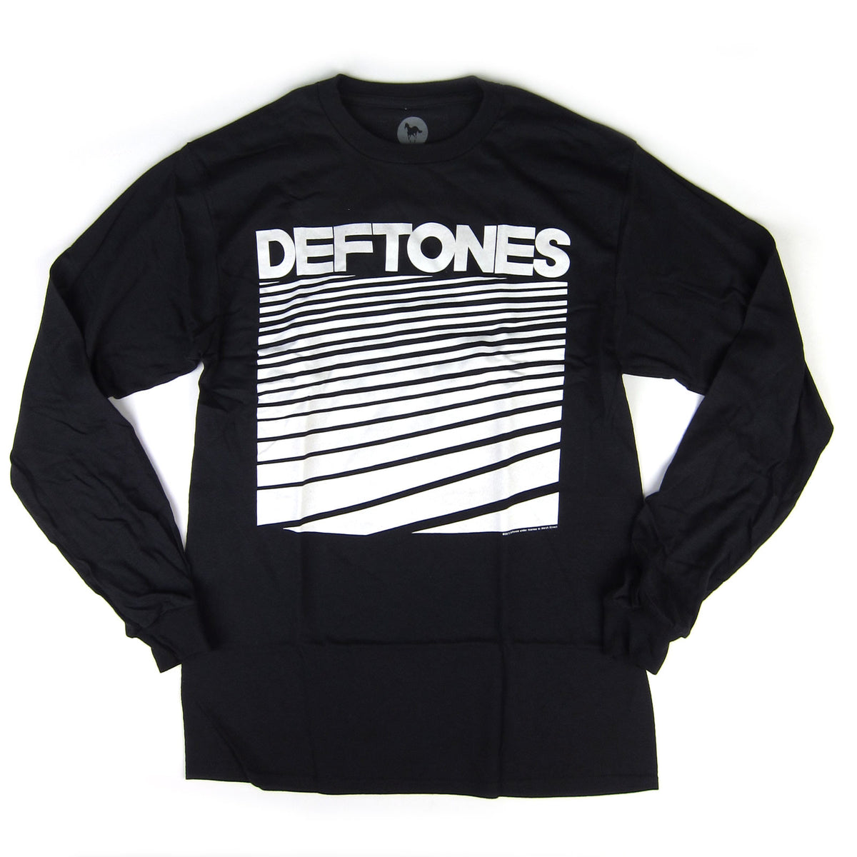Deftones: Blinds Long Sleeve Shirt - Black