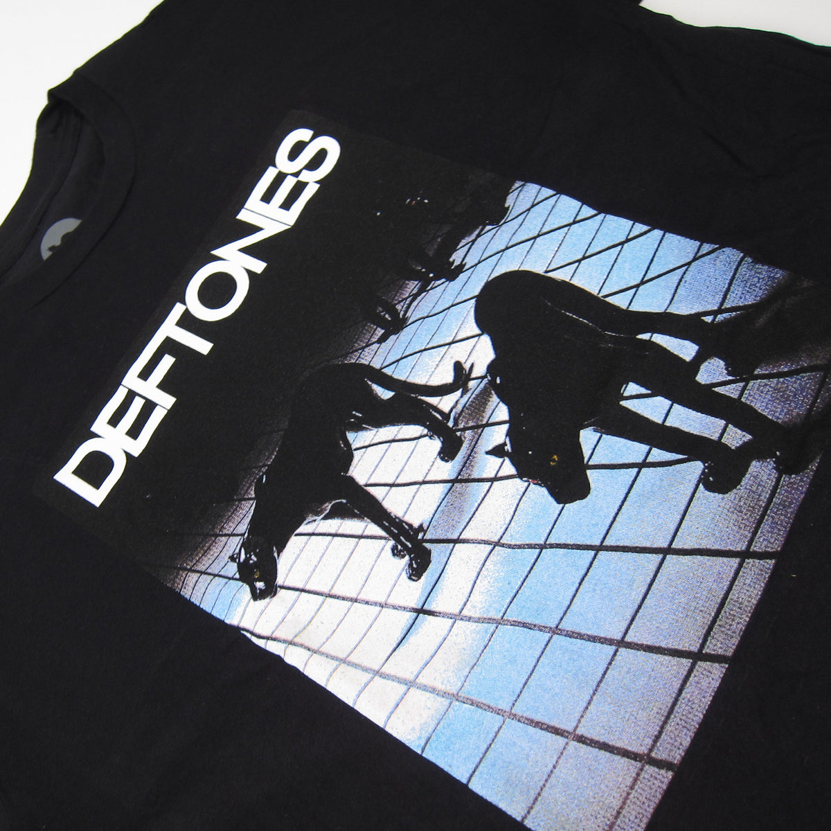 Deftones: CK Panther Shirt - Black