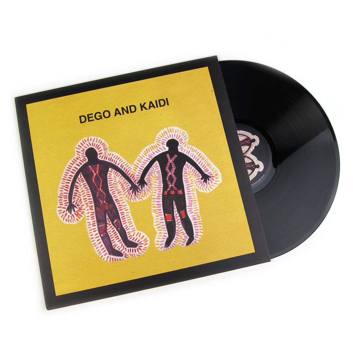 Dego & Kaidi: EP #2 (4Hero, Bugz In The Attic) Vinyl 12""