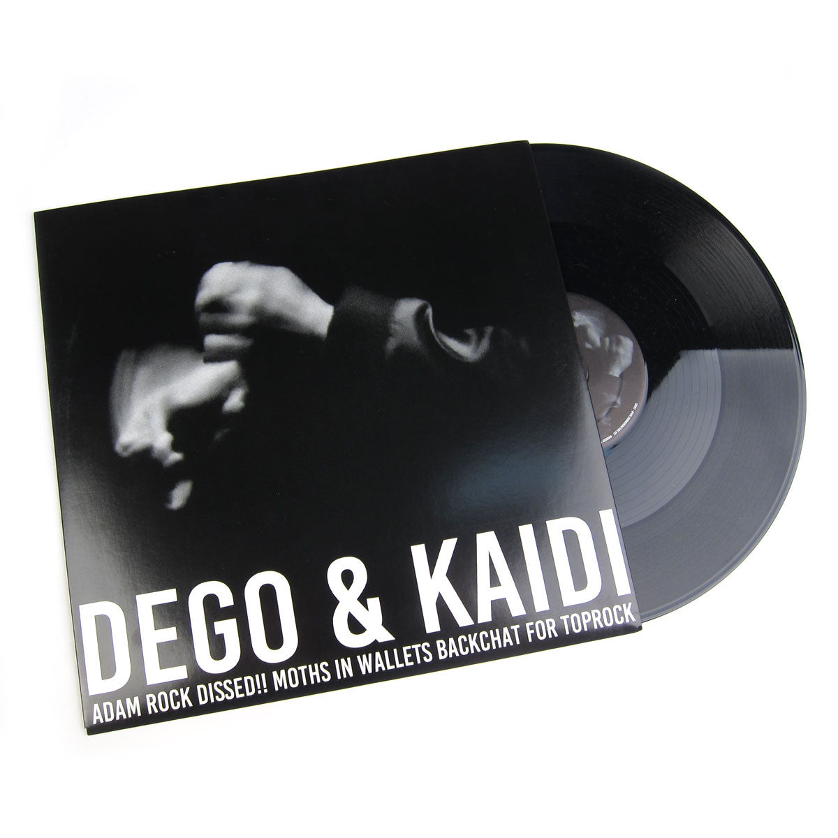 Dego & Kaidi: Adam Rock Dissed!! (4 Hero, Bugz In The Attic) Vinyl 12""