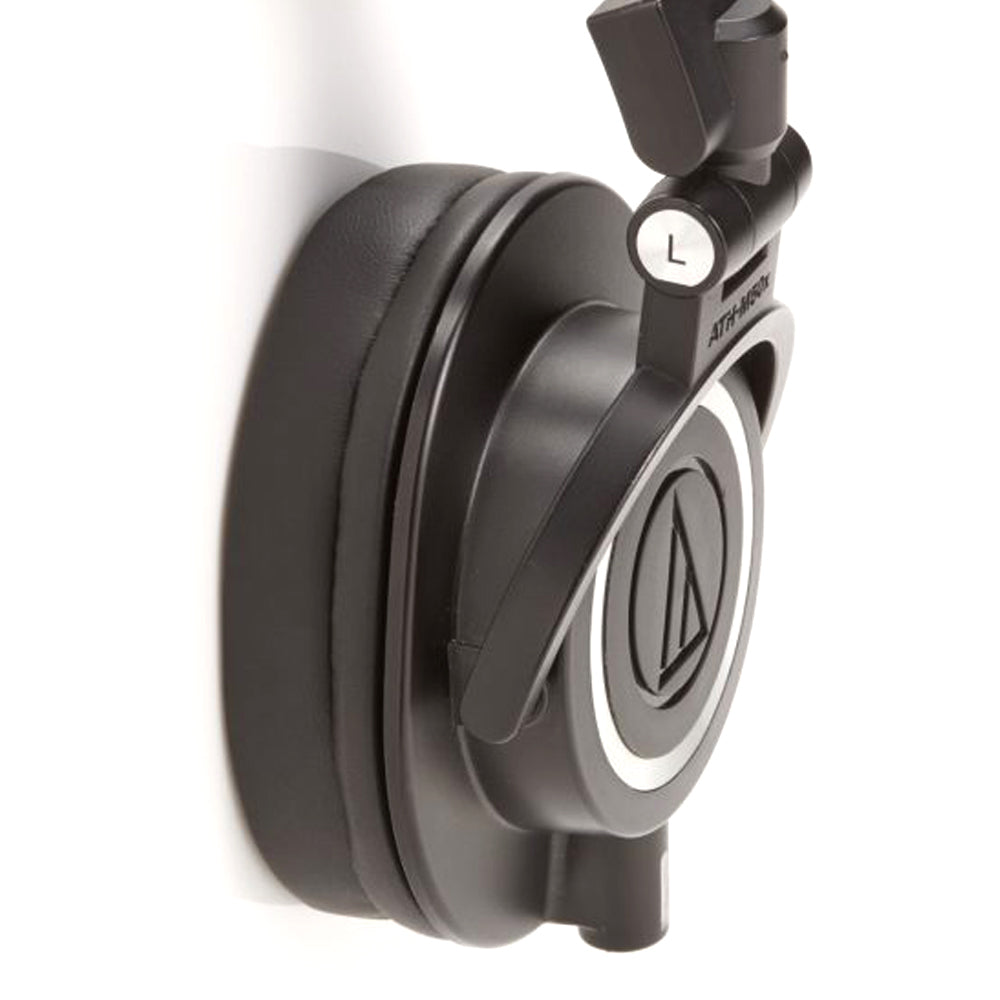 Dekoni Audio: Replacement Earpads For Audio Technica ATH-M50x - Leather (EPZ-ATHM50X-PL)