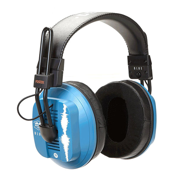 Dekoni Audio: Dekoni Audio Blue Headphones (Fostex T50RP)