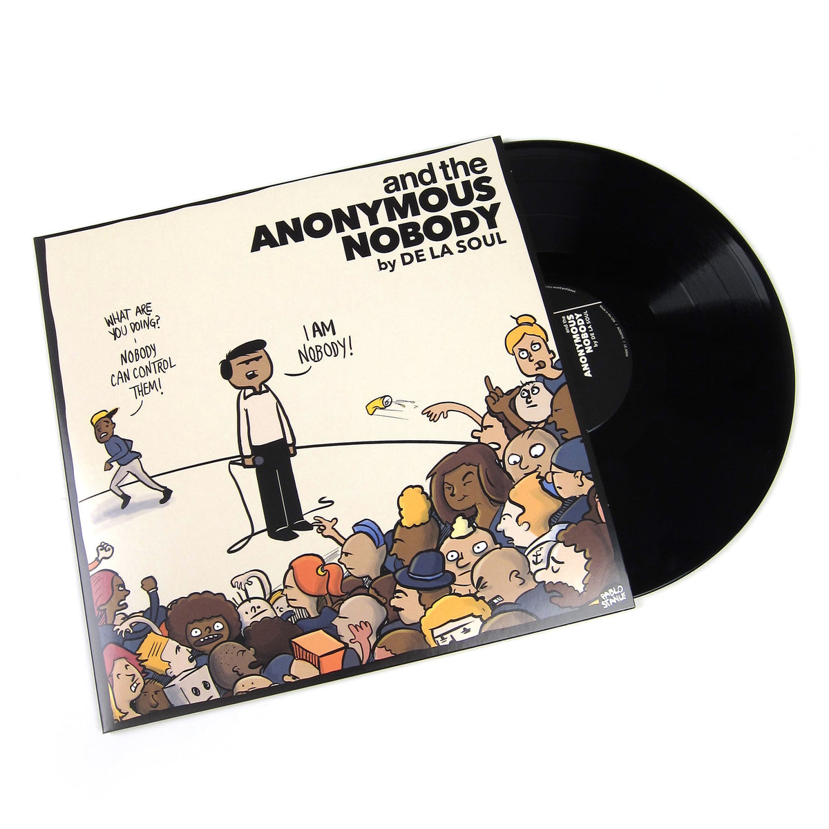 De La Soul: And The Anonymous Nobody Vinyl 2LP
