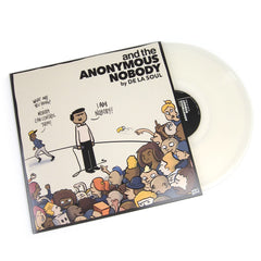 De La Soul: And The Anonymous Nobody (Colored Vinyl) Vinyl 2LP - PRE-ORDER