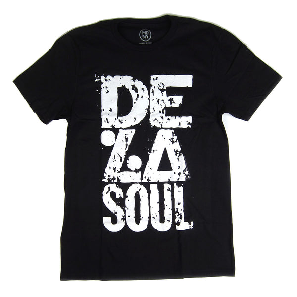 De La Soul: Stacked Shirt - Black