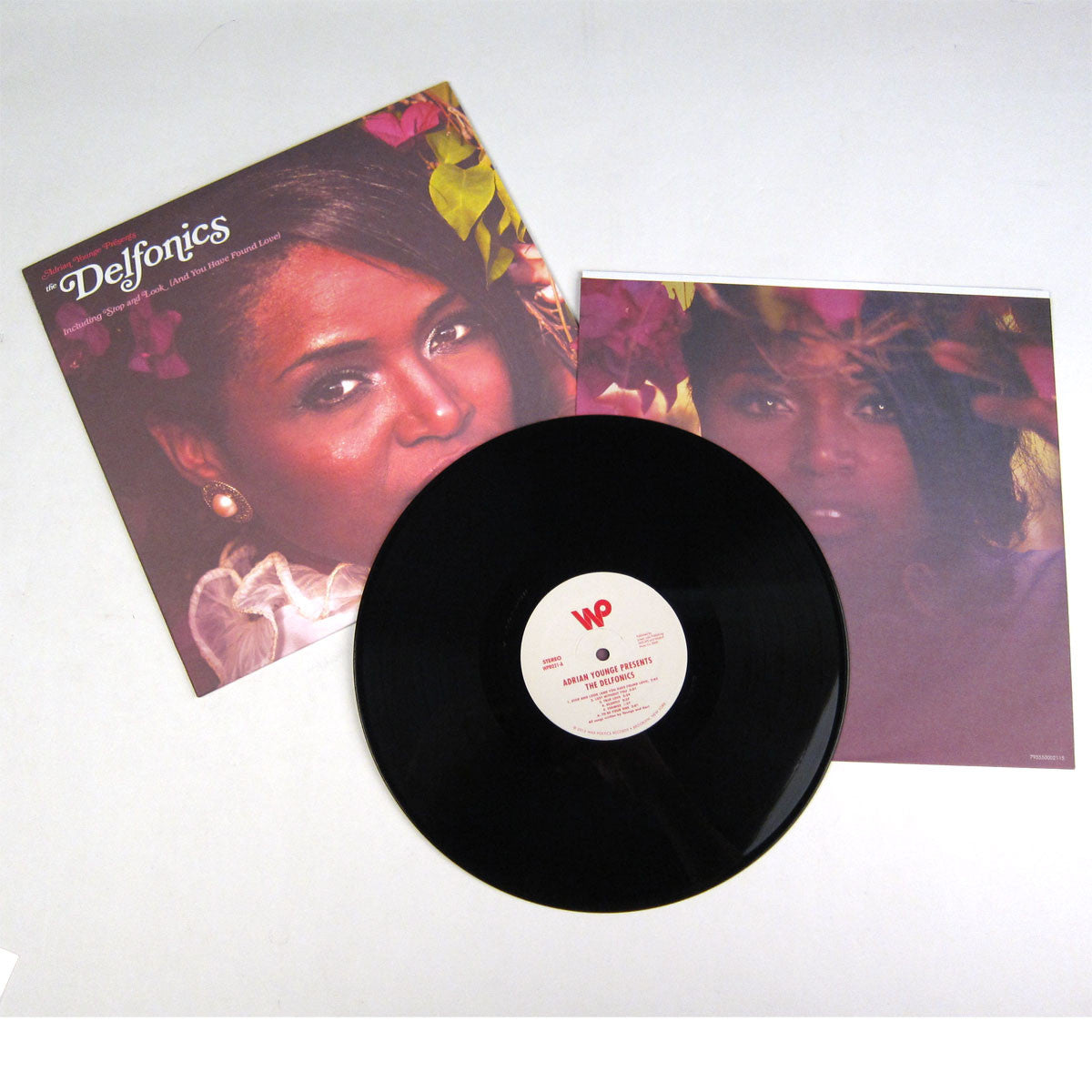 Adrian Younge: Adrian Younge Presents The Delfonics (Colored Vinyl) Vinyl LP laydown