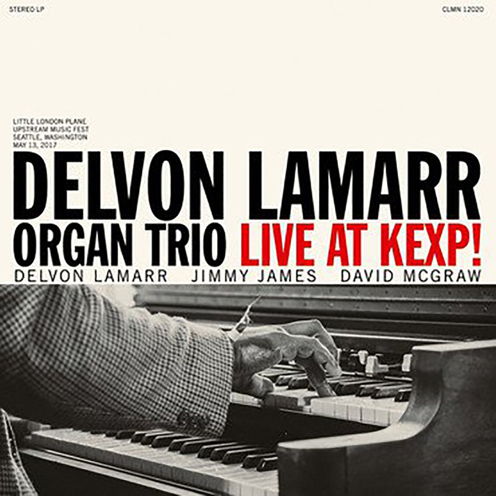 Delvon Lamarr Organ Trio: Live At KEXP! (Colored Vinyl) Vinyl LP (Record Store Day)