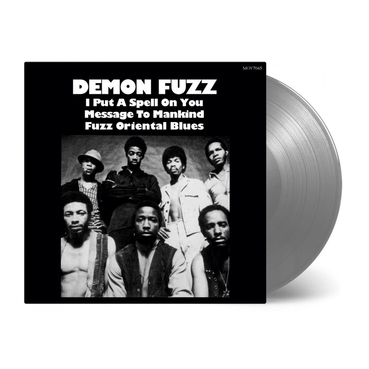 "Demon Fuzz: I Put A Spell On You (Colored Vinyl) Vinyl 7"" (Record Store Day)"