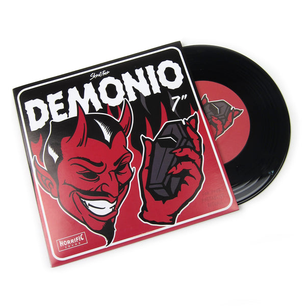 Skratcher: Demonio Breaks Vinyl 7""