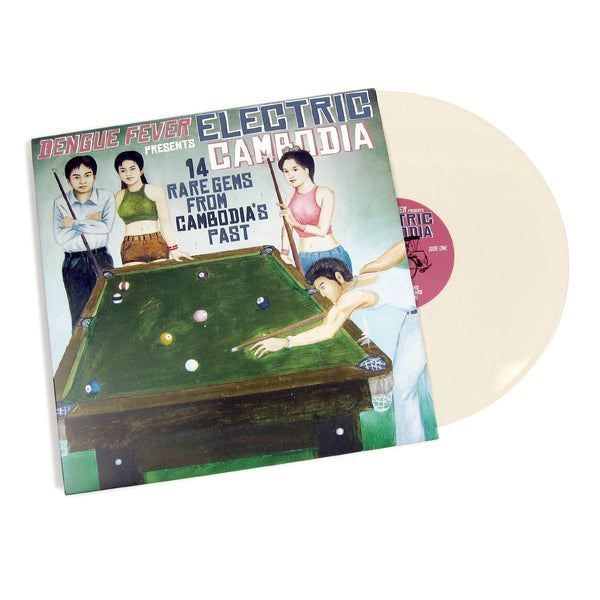 Minky Records: Dengue Fever Presents Electric Cambodia (Colored Vinyl) LP