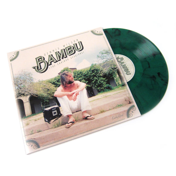 Dennis Wilson: Bambu - The Caribou Sessions (Colored Vinyl) Vinyl 2LP (Record Store Day)