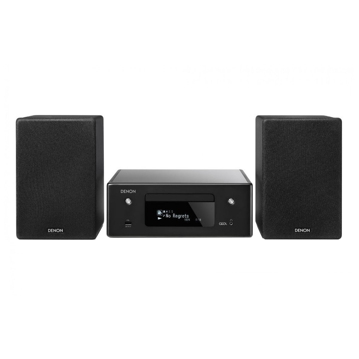 Denon: CEOL-N10 Hi-Fi Network Mini System w/ Bluetooth