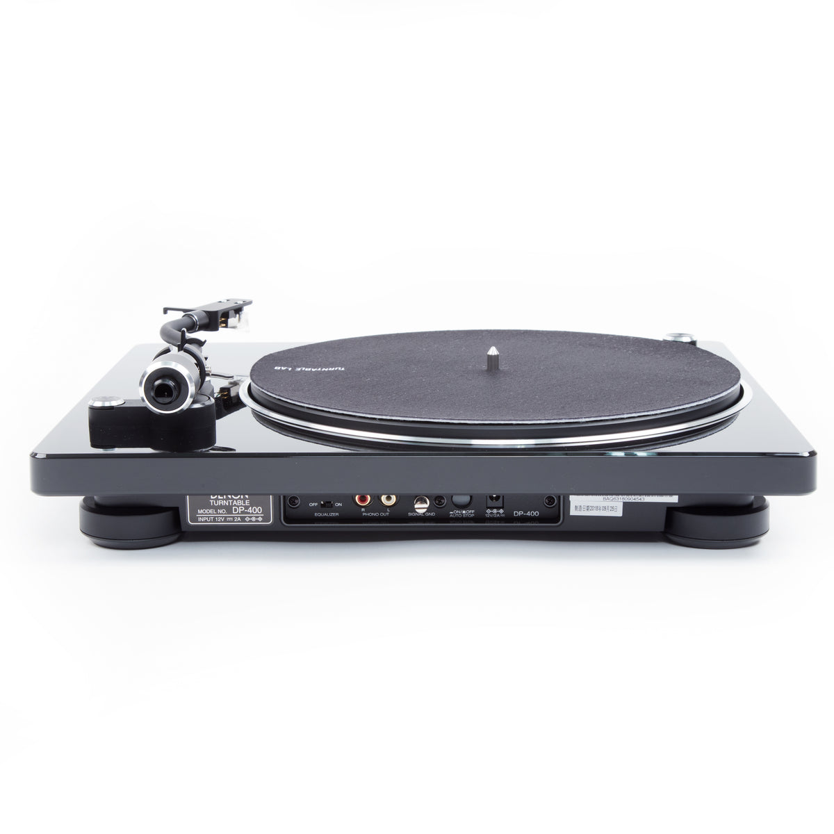 Denon: DP-400 Turntable (DP400)