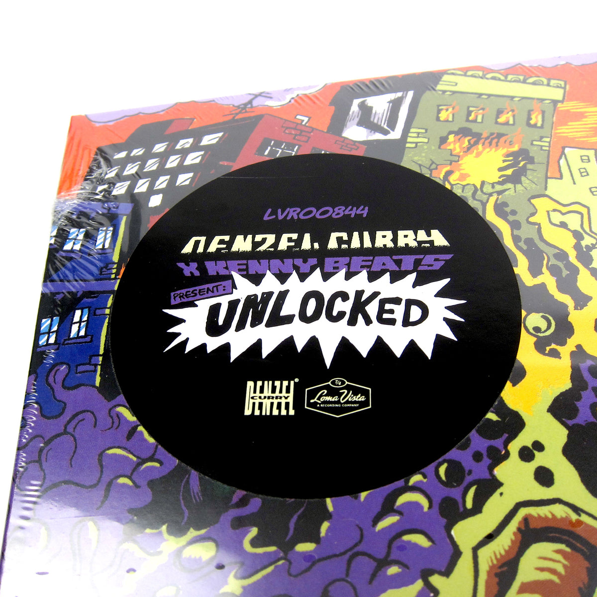 Denzel Curry & Kenny Beats: Unlocked Vinyl LP