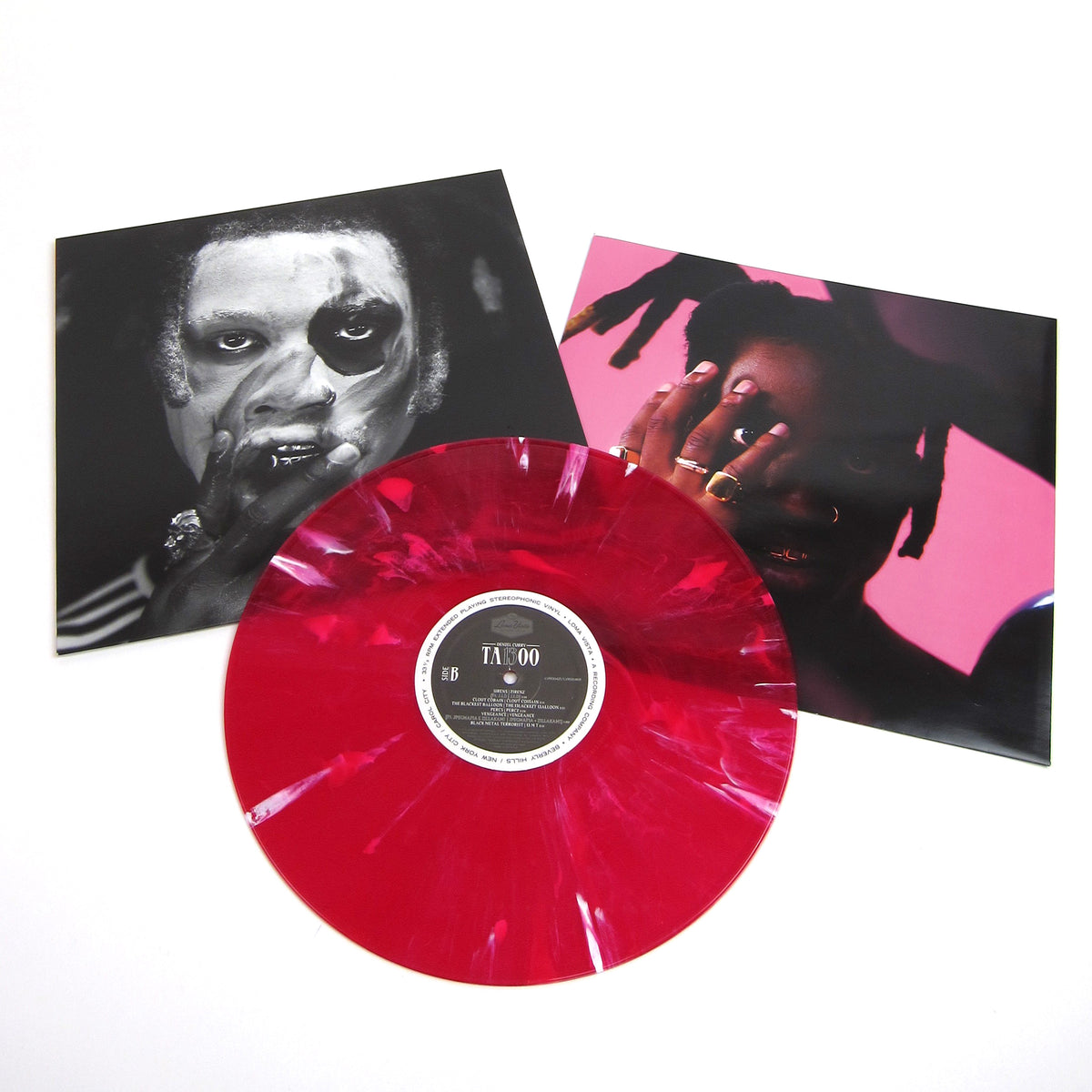 Denzel Curry: TA13OO (Colored Vinyl) Vinyl LP