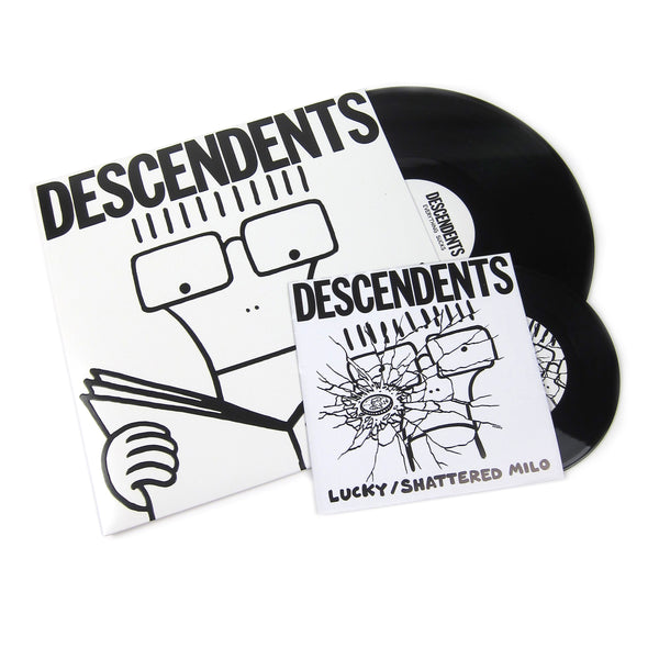 Descendents: Everything Sucks 20th Anniversary (180g) Vinyl LP+7""