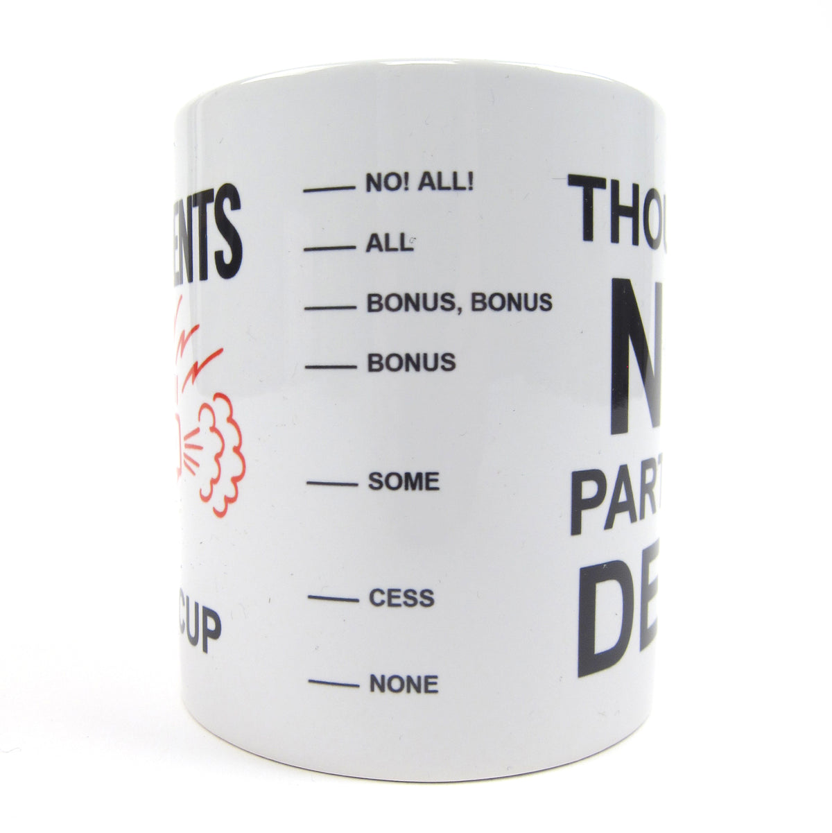 Descendents: Bonus Cup Coffee Mug