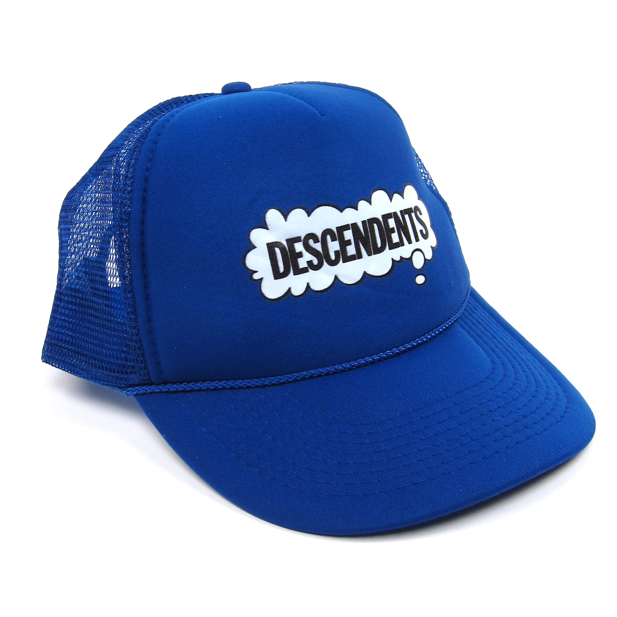 Descendents: Thought Bubble Trucker Hat -Blue