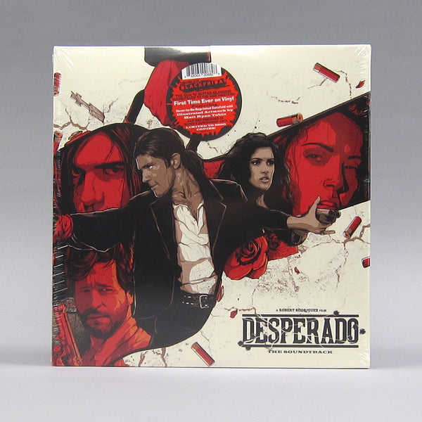 Desperado: Desperado Soundtrack (Colored Vinyl) Vinyl 2LP (Record Store Day)