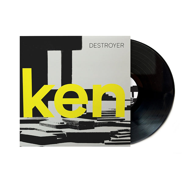 Destroyer: ken Vinyl LP