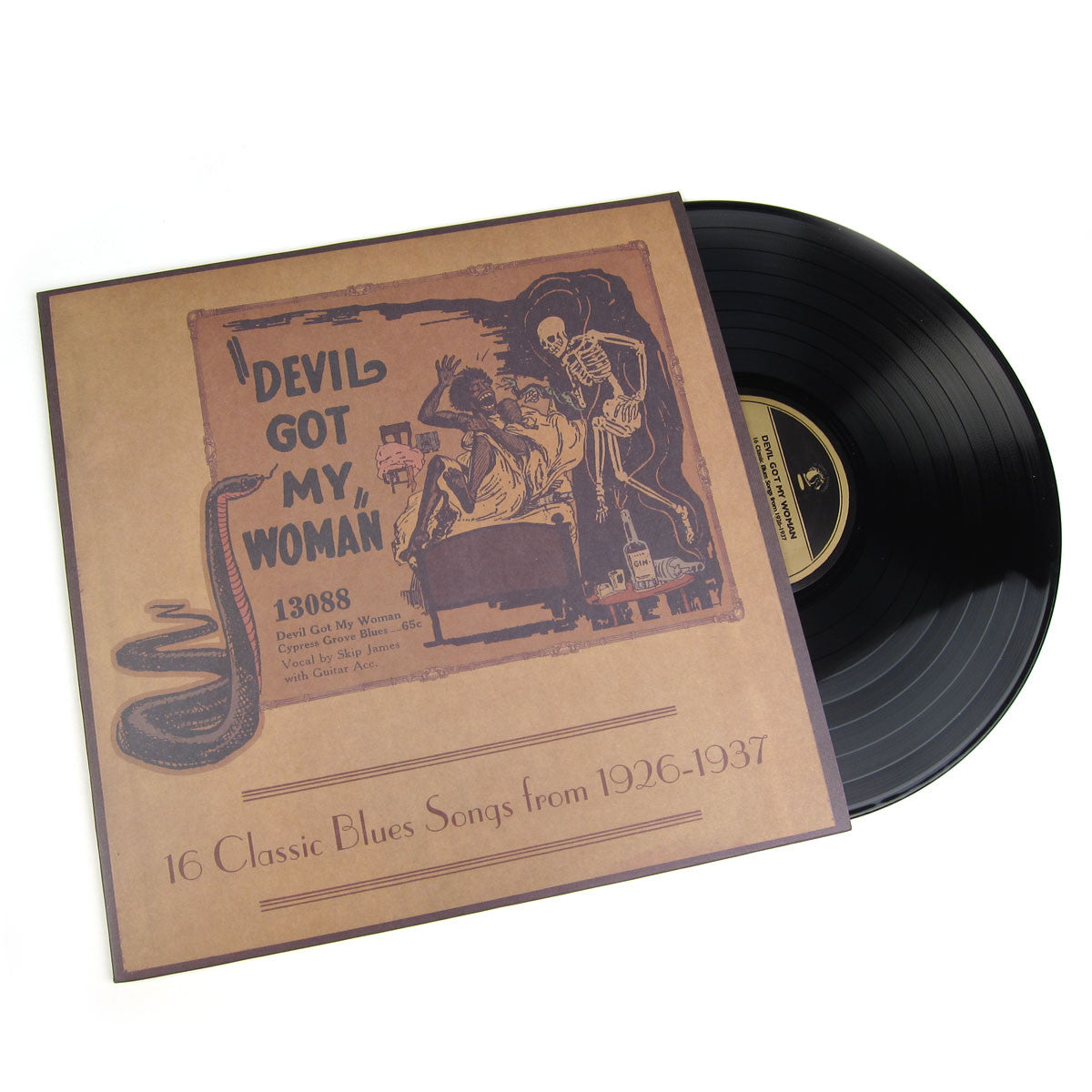 Hi Horse Records: Devil Got My Woman - 16 Classic Blues Songs From 1926-1937 (180g) Vinyl LP