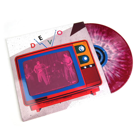 Devo: Miracle Witness Hour (Colored Vinyl) Vinyl LP