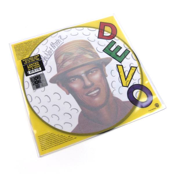 Devo: Q - Are We Not Men A - We Are Devo! (Pic Disc) Vinyl LP (Record Store Day)