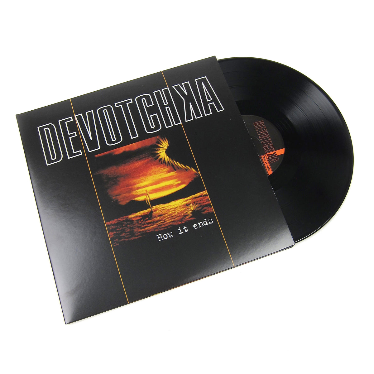 DeVotchKa: How It Ends Vinyl 2LP