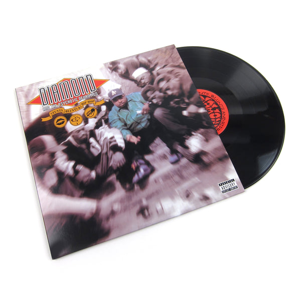 Diamond D And The Psychotic Neurotics: Stunts, Blunts, & Hip Hop Vinyl 2LP