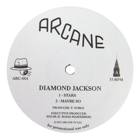 Diamond Jackson: Streets (Tom Noble) Vinyl 12""