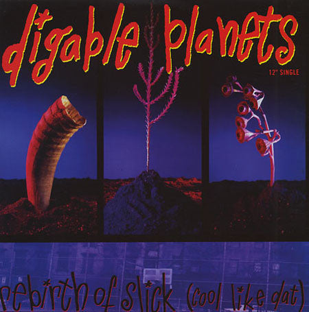 Digable Planets: Rebirth Of Slick (Cool Like Dat) 12""