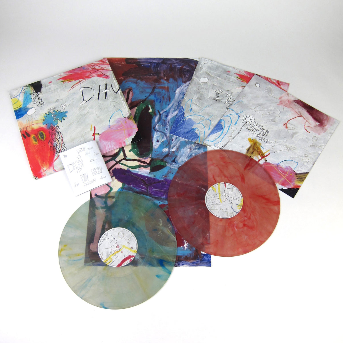 DIIV: Is The Is Are (Colored Vinyl) Vinyl 2LP - Special Edition
