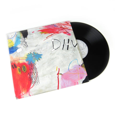 DIIV: Is There Are Vinyl 2LP