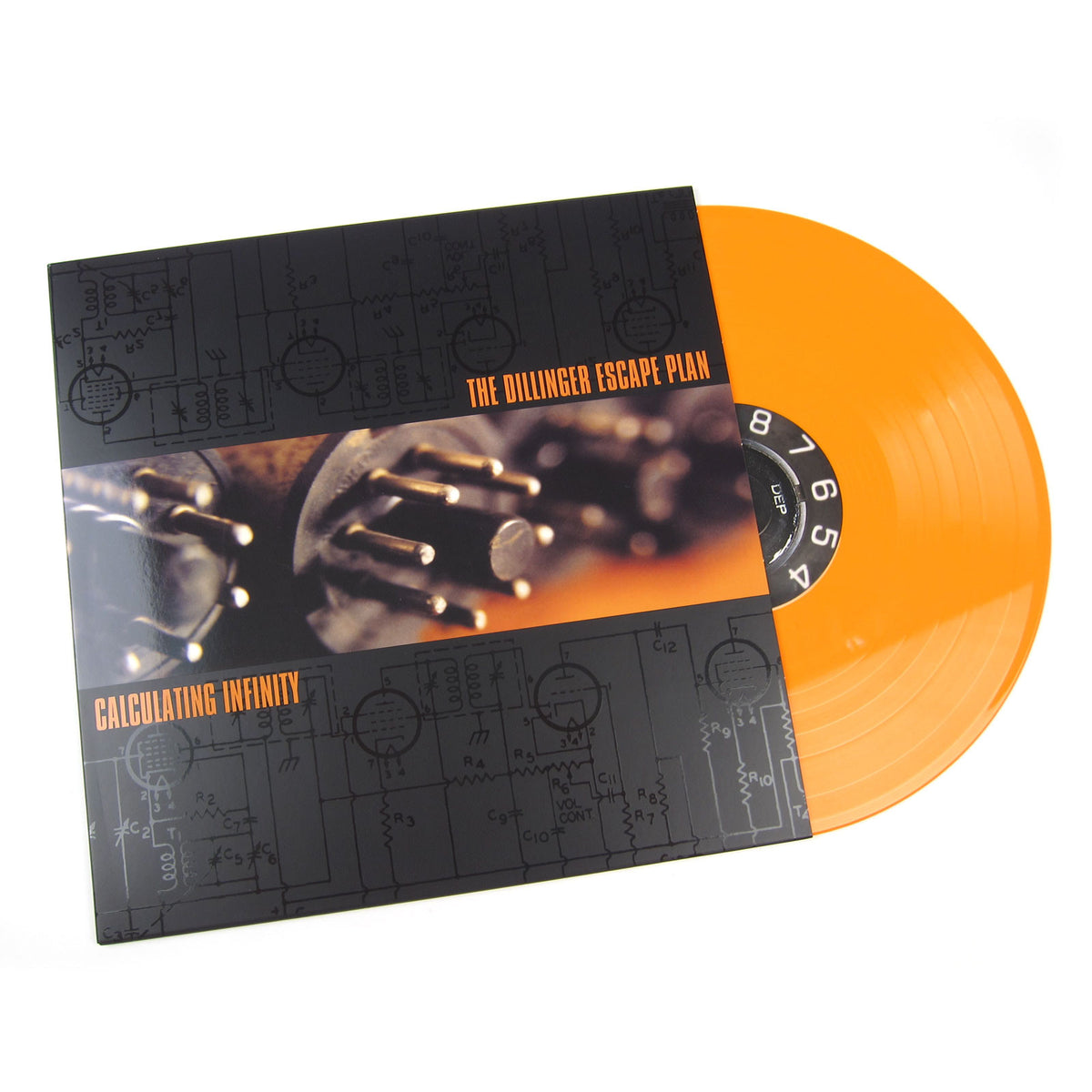 The Dillinger Escape Plan: Calculating Infinity (Colored Vinyl) Vinyl LP