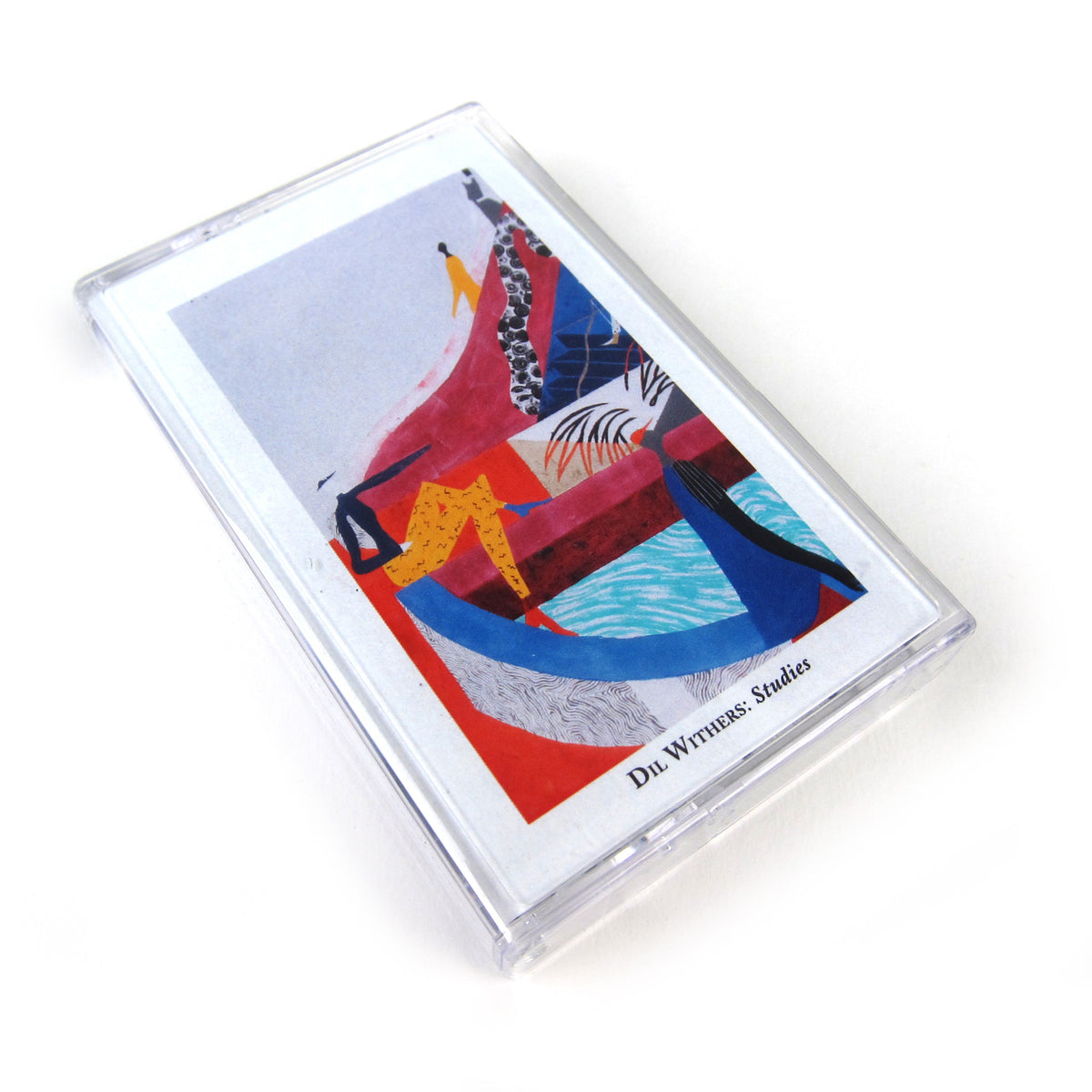 Dil Withers: Studies Cassette