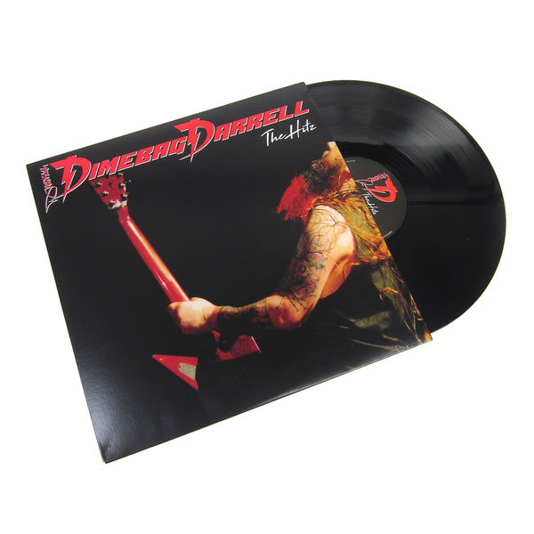 Dimebag Darrell: The Hitz Vinyl LP (Record Store Day)