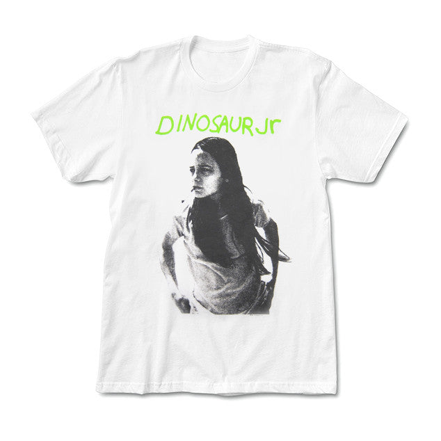 Dinosaur Jr.: Green Mind Shirt - White