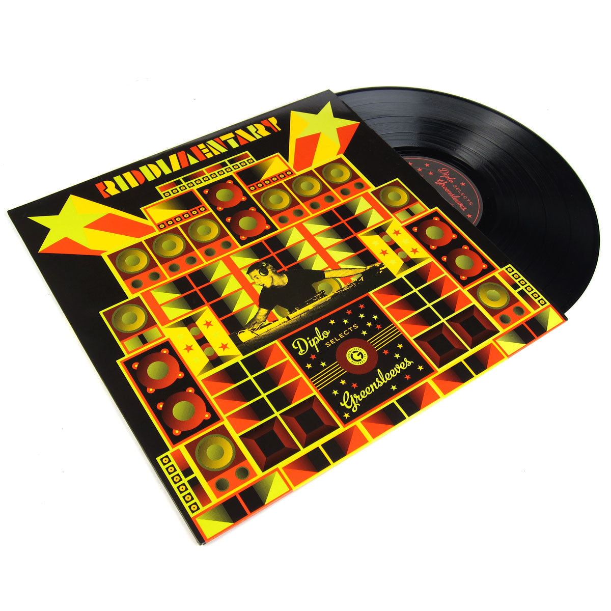 Diplo: Riddimentary - Diplo Selects Greensleeves Vinyl LP