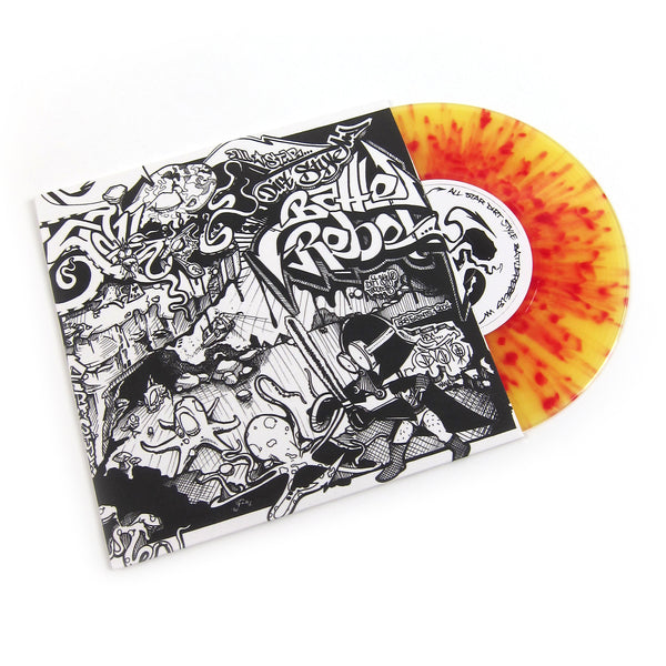 QBert: All Star Dirt Style (Colored Vinyl) Vinyl 7""
