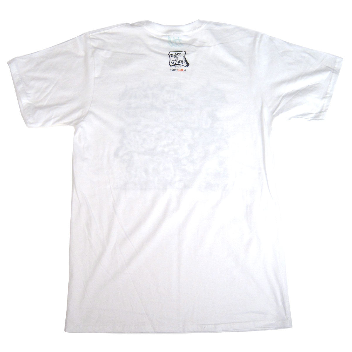 Turntable Lab: Toasted Marshmallow Feet Braxe Shirt (TTL x Thud Rumble)