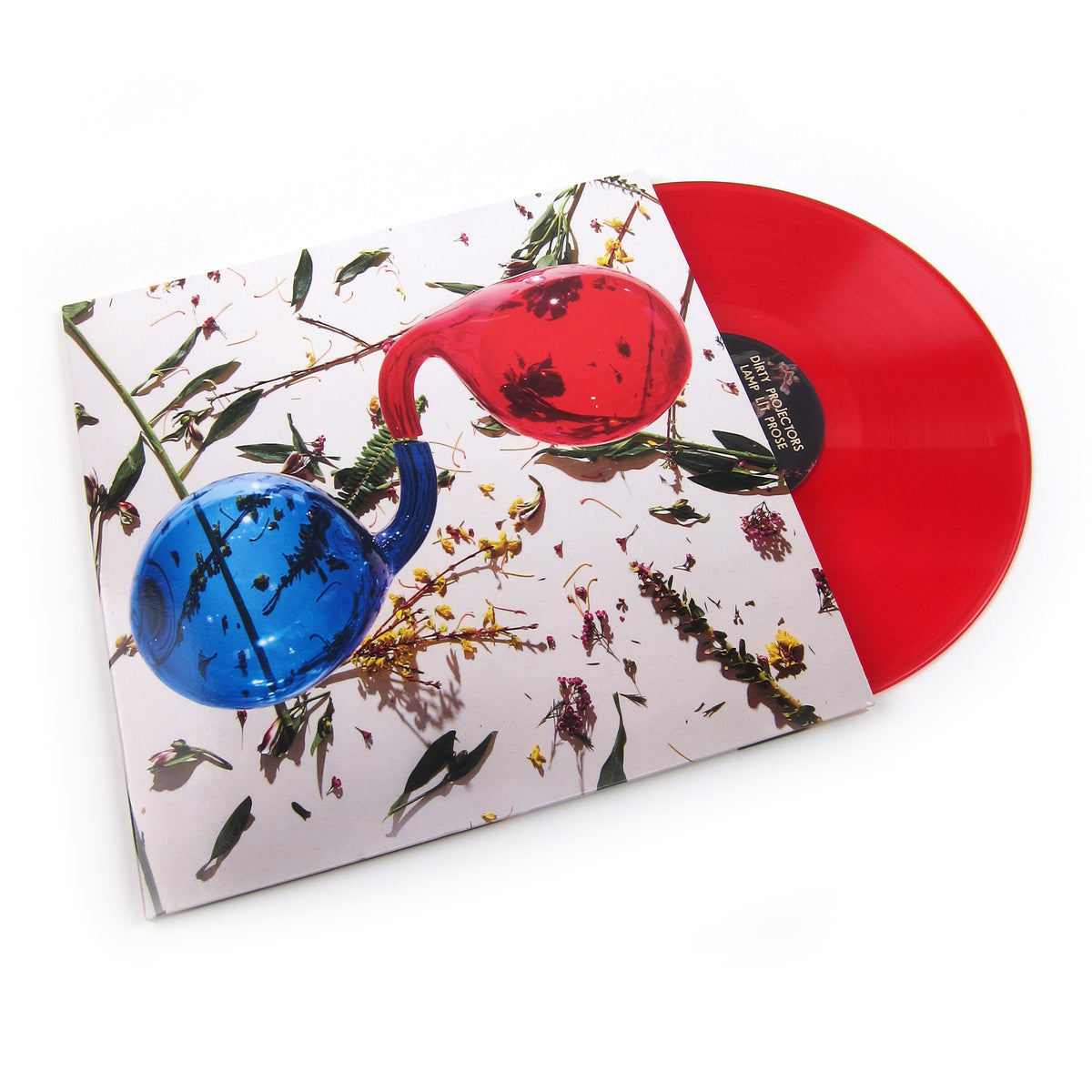 Dirty Projectors: Lamp Lit Prose (Indie Exclusive Colored Vinyl) Vinyl LP