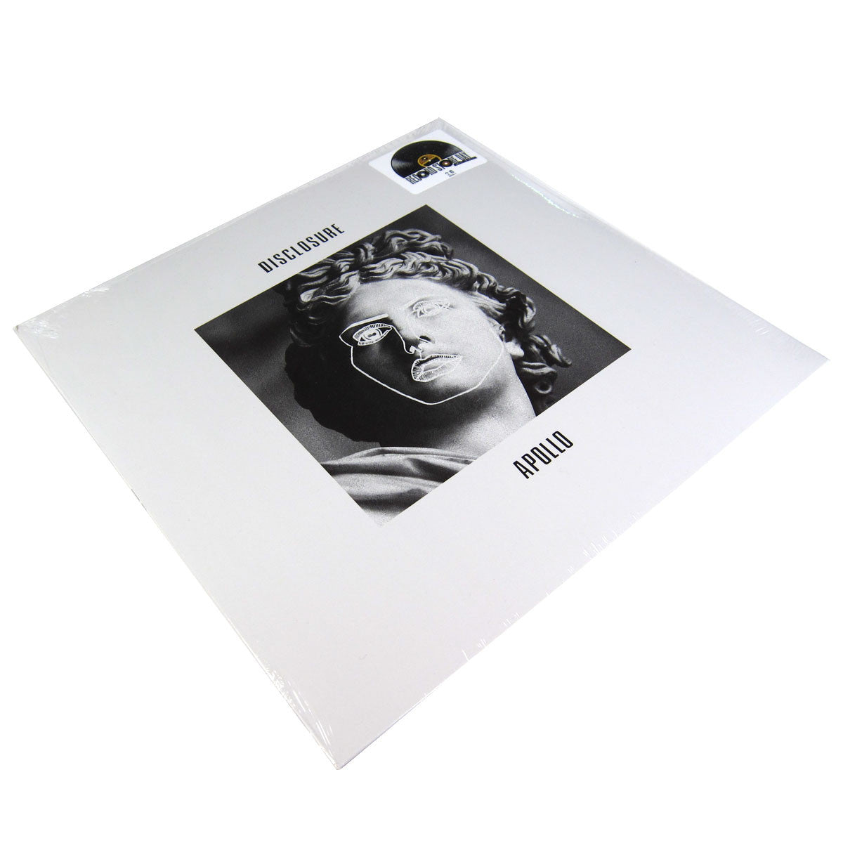 "Disclosure: Apollo Vinyl 12"" (Record Store Day 2014)"