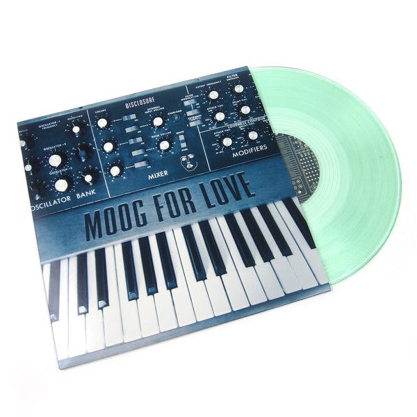 "Disclosure: Moog For Love (Colored Vinyl) Vinyl 12"" (Record Store Day)"