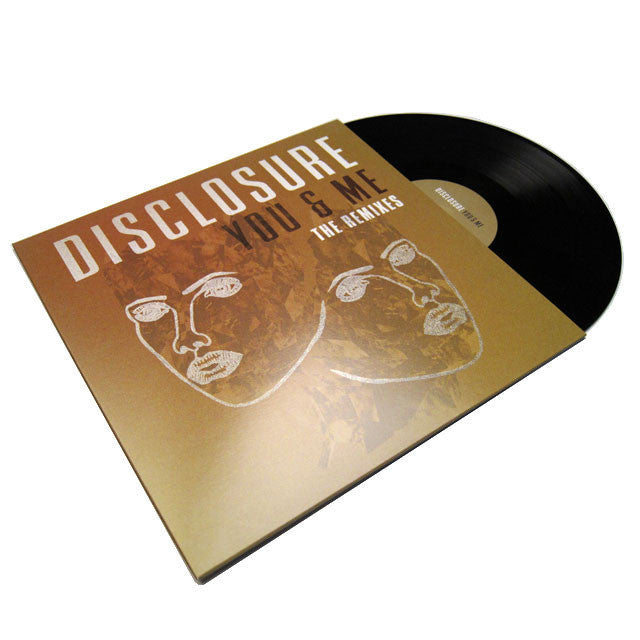 Disclosure: You & Me The (Bauuer, Bicep, Toro Y Moi) 12""