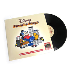 Disney: Favorite Songs Vinyl LP (Record Store Day)