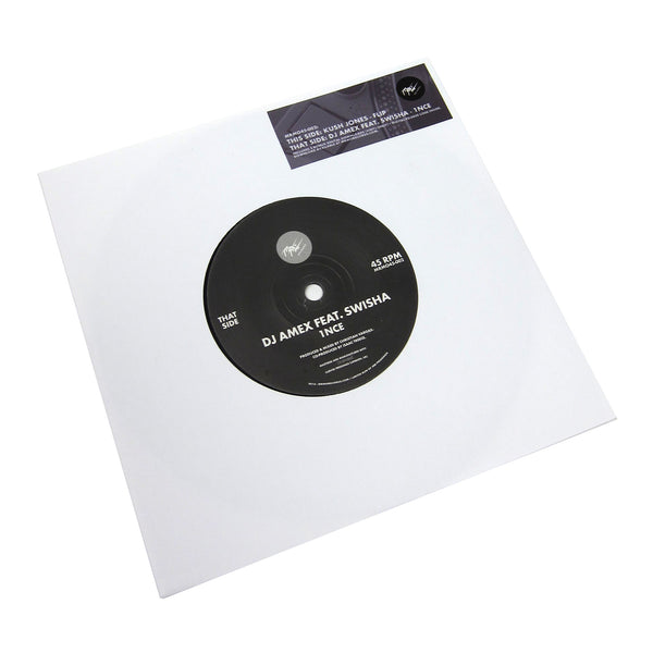 Mr. Mo Records: MRMO45-002 (Kush Jones, DJ Amex, Swisha) Vinyl 7""